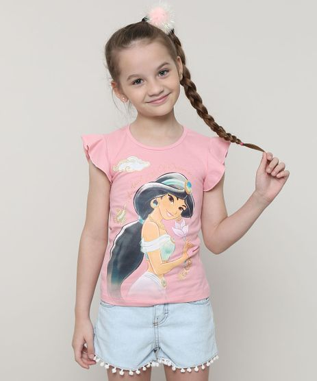 Blusa-Infantil-Jasmine-com-Babado-Manga-Curta-Rosa-9657880-Rosa_1
