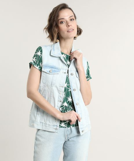 Colete-Jeans-Feminino-Destroyed--Azul-Claro-9664650-Azul_Claro_1