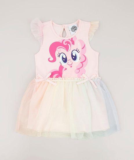 Vestido-Infantil-My-Little-Pony-com-Tule-Sem-Manga-Rosa-Claro-9678256-Rosa_Claro_1