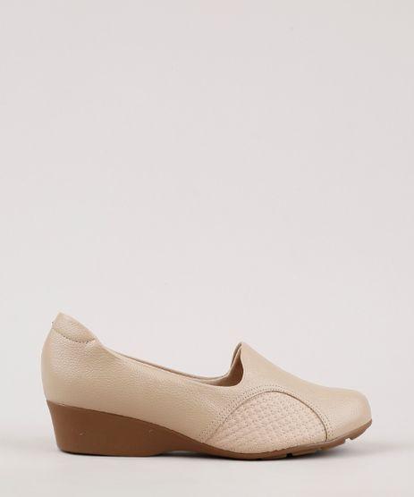 Slipper-Feminino-Modare-Ultra-Conforto-Salto-Baixo--Bege-Claro-9714605-Bege_Claro_1