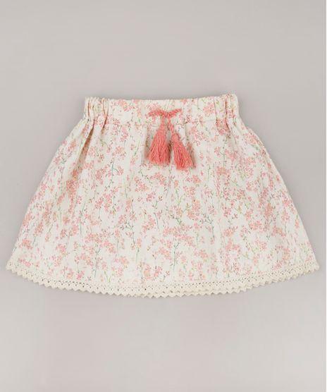 Saia-Infantil-Evase-Estampada-Floral-com-Renda-Off-White-9708688-Off_White_1