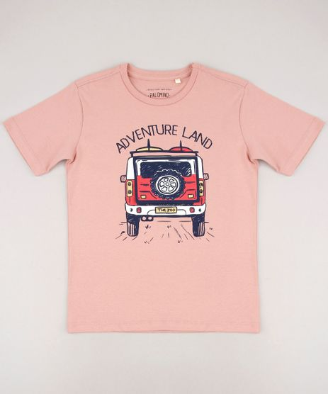 Camiseta-Infantil-com-Estampa-Interativa-de-Carro-Manga-Curta-Rose-9674457-Rose_1