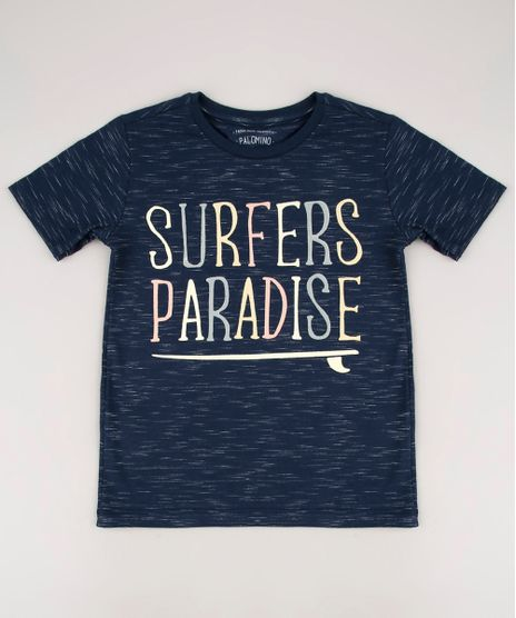 Camiseta-Infantil--Surfers-Paradise--Manga-Curta-Azul-Marinho-9668627-Azul_Marinho_1