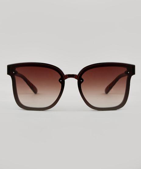 Oculos-de-Sol-Quadrado-Feminino-Yessica-Marrom-9732422-Marrom_1
