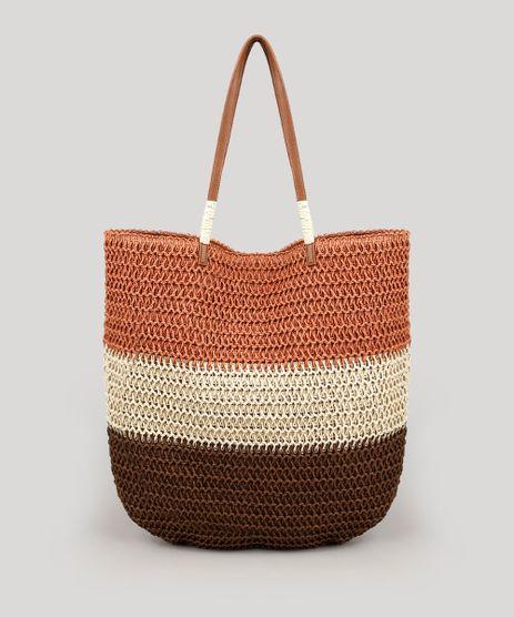 Bolsa-Feminina-Shopper-Listrada-Caramelo-9602428-Caramelo_1