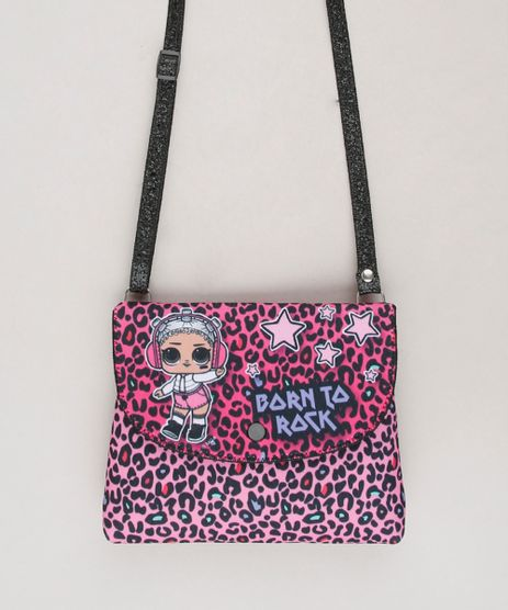 Bolsa-Infantil-LOL-Surprise-Estampada-Animal-Print-Rosa-9664610-Rosa_1