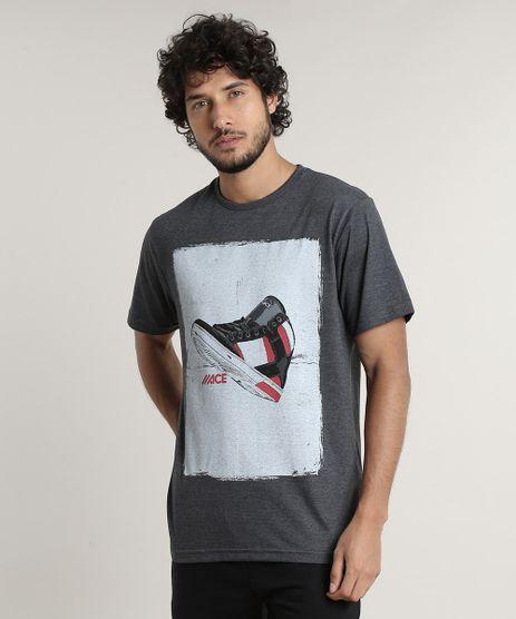 Camiseta-Masculina-Esportiva-Ace-Tenis-Manga-Curta-Gola-Careca-Cinza-Mescla-Escuro-9747951-Cinza_Mescla_Escuro_1