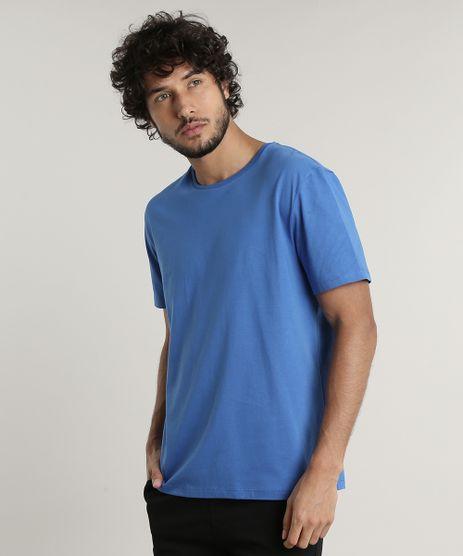 Camiseta-Masculina-Basica-Manga-Curta-Gola-Careca-Azul-Escuro-9649641-Azul_Escuro_1