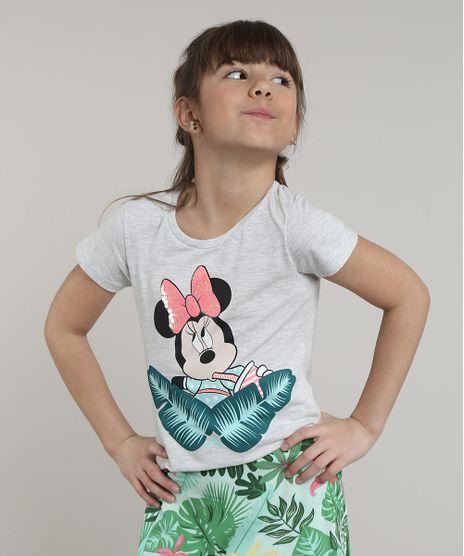 Blusa-Infantil-Minnie-Tropical-com-Paete-Manga-Curta--Cinza-Meslca-Claro-9709210-Cinza_Meslca_Claro_1