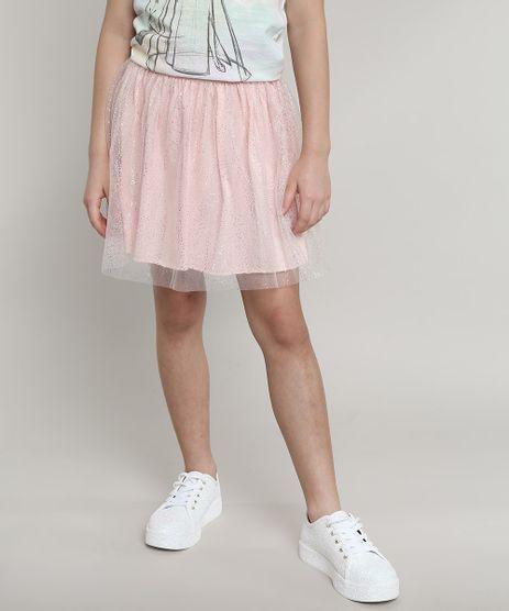 Saia-Infantil-em-Tule-com-Brilho-e-Lurex-Rosa-Claro-9675151-Rosa_Claro_1