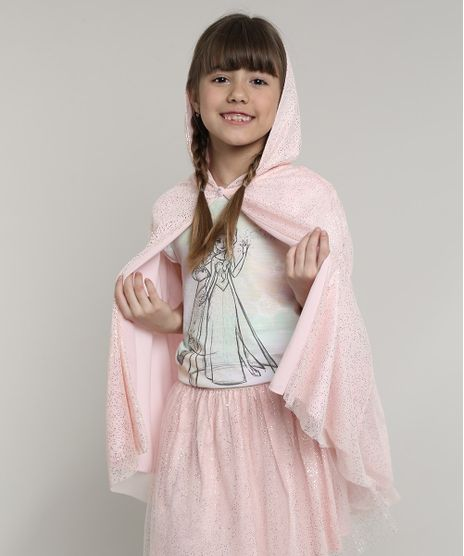 Capa-Infantil-em-Tule-com-Brilho-e-Capuz-Rosa-Claro-9680980-Rosa_Claro_1