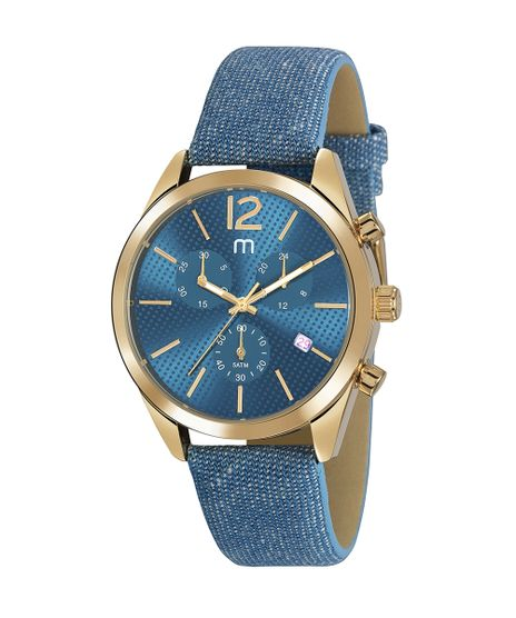 Kit-de-Relogio-Analogico-Mondaine-Feminino---Pulseira---53859LPMGDH1K-Azul-Claro-9693225-Azul_Claro_1