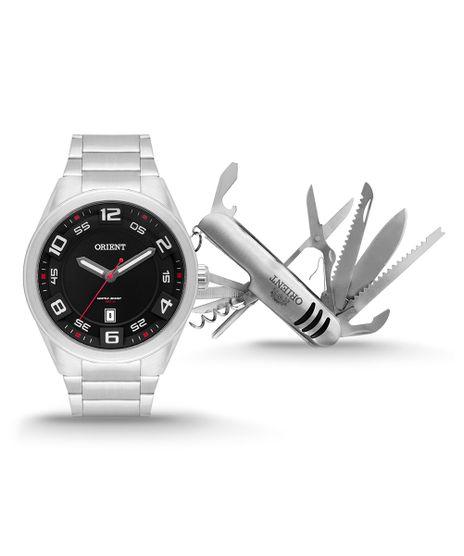 Kit-de-Relogio-Analogico-Orient-Masculino---Canivete---MBSS1298-KB95P2SX-Prateado-9709667-Prateado_1
