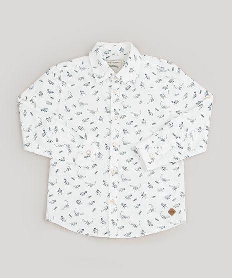 Camisa-Infantil-Estampada-de-Dinossauro-Manga-Longa-Off-White-9545264-Off_White_1