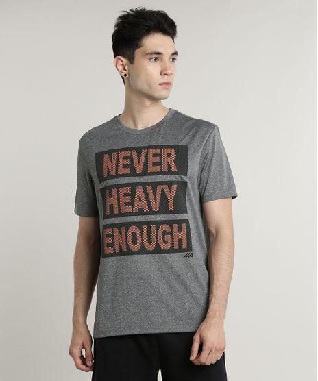 Camiseta-Masculina-Esportiva-Ace--Heavy--Manga-Curta-Decote-Redondo-Cinza-Mescla-Escuro-9723564-Cinza_Mescla_Escuro_1