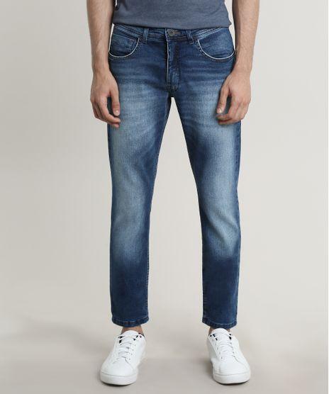Calca-Jeans-Masculina-Slim-Azul-Escuro-9663931-Azul_Escuro_1