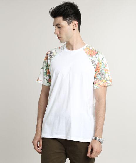Camiseta-Masculina-Raglan-com-Estampa-Floral-Manga-Curta-Gola-Careca-Off-White-9646718-Off_White_1