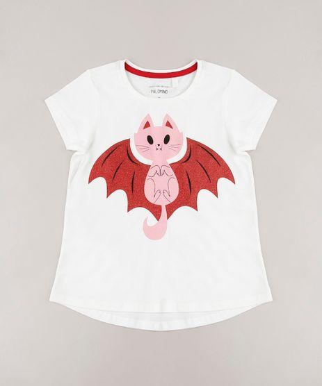 Blusa-Infantil-Morcego-com-Glitter-Manga-Curta-Off-White-9729821-Off_White_1