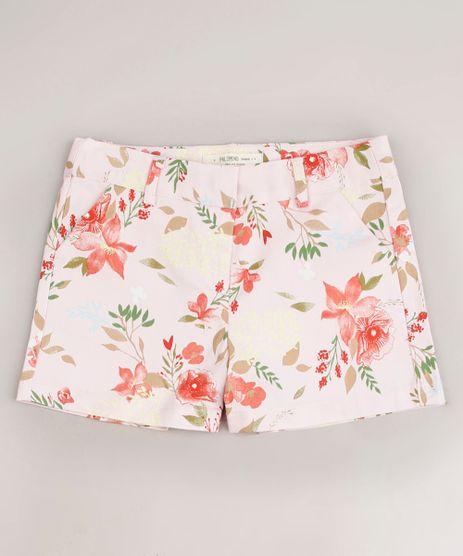 Short-Infantil-Alfaiatado-Estampado-Floral-Rosa-Claro-9569529-Rosa_Claro_1