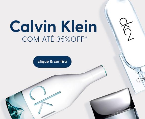 Banner carrossel - Calvin Klein