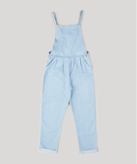 Macacao-Jeans-Infantil-com-Bolsos--Azul-Claro-9674222-Azul_Claro_1