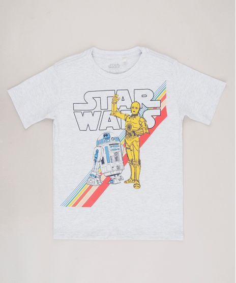 Camiseta-Infantil-Star-Wars-Manga-Curta-Cinza-Mescla-Claro-9675700-Cinza_Mescla_Claro_1