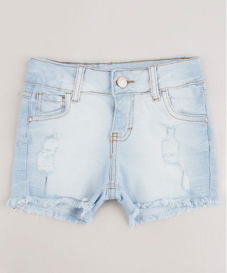 Short-Jeans-Infantil-Destroyed-Barra-Desfiada-Azul-Claro-9694583-Azul_Claro_1