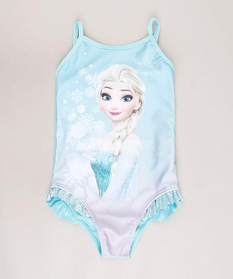 Maio-Infantil-Elsa-Frozen-com-Babado-Protecao-UV50--Verde-Agua-9700474-Verde_Agua_1