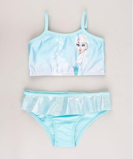 Biquini-Infantil-Elsa-Frozen-com-Babado-Protecao-UV50---Verde-Agua-9700473-Verde_Agua_1