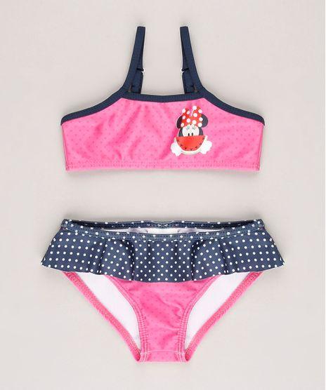 Biquini-Infantil-Minnie-com-Melancia-e-Babado-Protecao-UV50---Rosa-9668011-Rosa_1