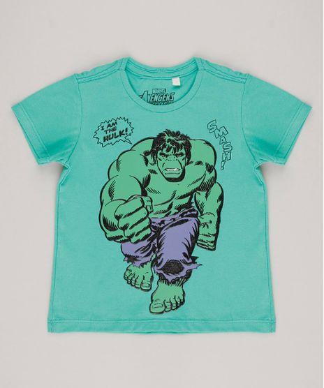 Camiseta-Infantil-Hulk-Manga-Curta-Verde-9722350-Verde_1