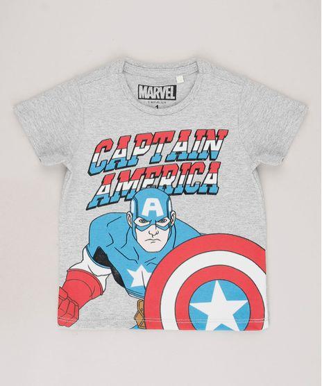 Camiseta-Infantil-Capitao-America-Manga-Curta-Cinza-Mescla-9722348-Cinza_Mescla_1