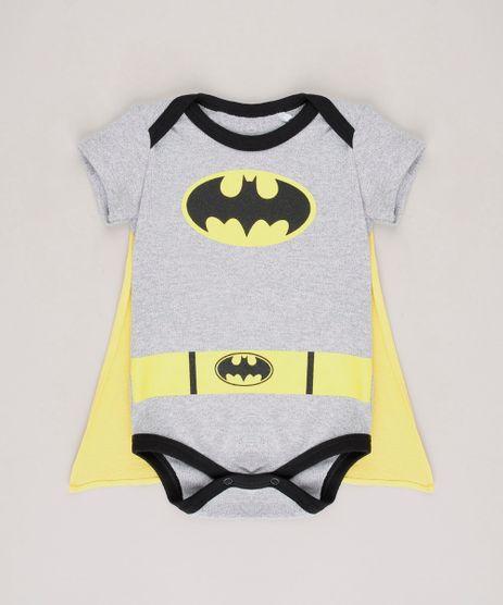 Body-Infantil-Batman-com-Capa-Removivel-Manga-Curta-Cinza-Mescla-Claro-9678391-Cinza_Mescla_Claro_1