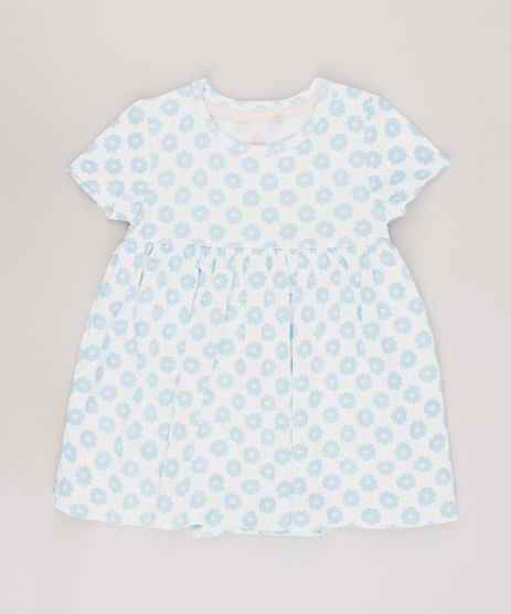 Body-Vestido-Infantil-Estampado-Floral-Manga-Curta--Off-White-9590217-Off_White_1