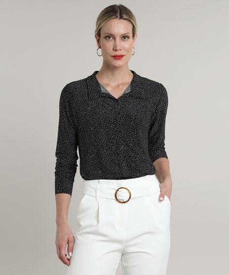 Camisa-Feminina-Estampada-Manga-Longa-Preta-9690945-Preto_1