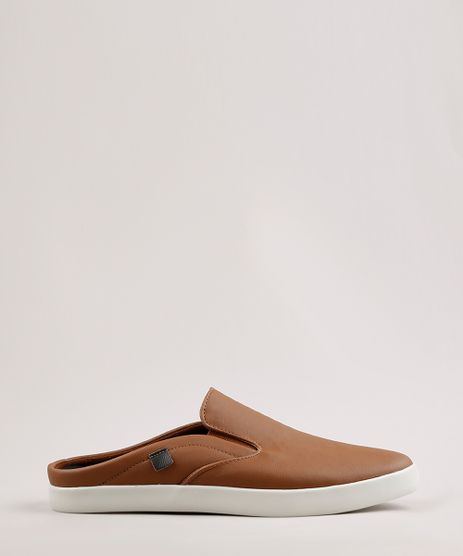 Tenis-Mule-Masculino-Oneself-Slip-On-Caramelo-9770496-Caramelo_1