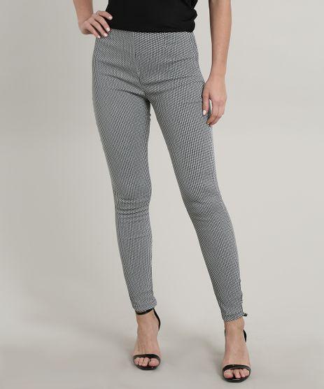Calca-Legging-Feminina-Basica-em-Jacquard-Estampada-Geometrica-Preta-9657687-Preto_1