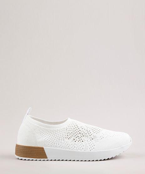 Tenis-Feminino-Modare-Ultra-Conforto-Running-em-Croche-Branco-9714622-Branco_1