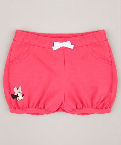 Short-Infantil-Balone-Minnie-Rosa-Escuro-9683532-Rosa_Escuro_1