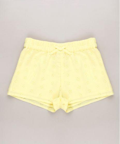 Short-Infantil-em-Laise-Amarelo-9561020-Amarelo_1