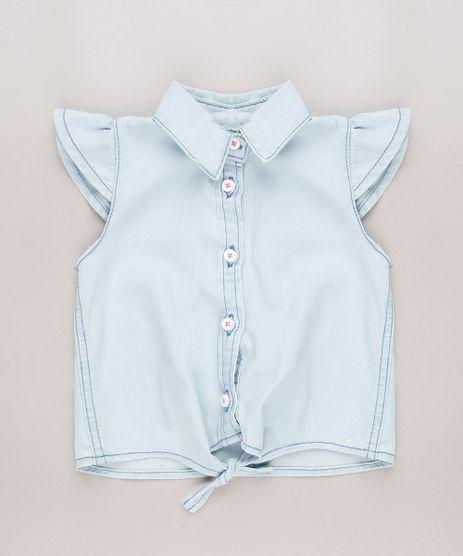 Camisa-Jeans-Infantil-com-No-e-Babado-Sem-Manga-Azul-Claro-9703053-Azul_Claro_1