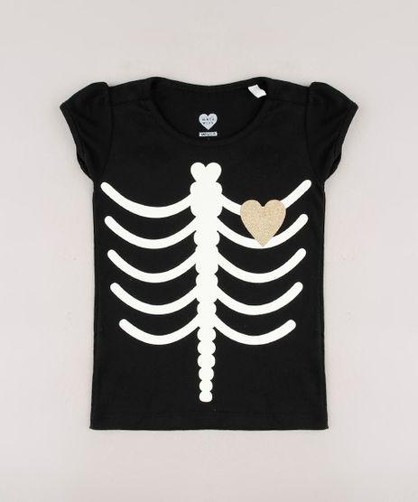 Blusa-Infantil-Halloween-Esqueleto-Manga-Curta-Preta-9729835-Preto_1