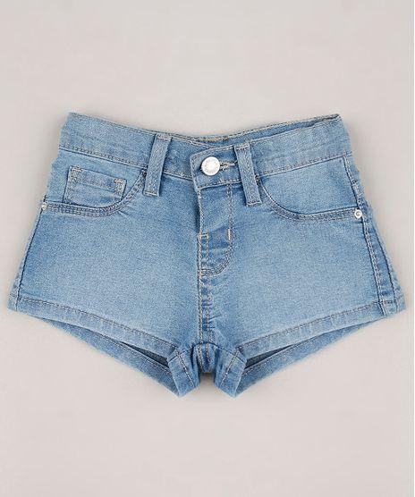 Short-Jeans-Infantil-com-Bolsos-Azul-Claro-9728470-Azul_Claro_1