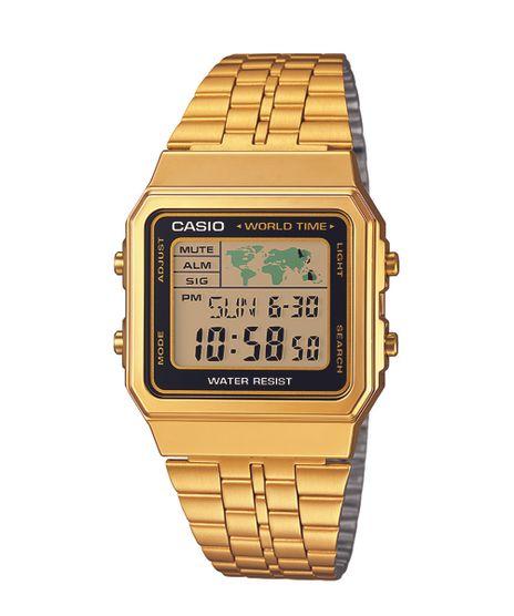 Relogio-Digital-Casio-Unissex---A500WGA1DF-Dourado-9804331-Dourado_1