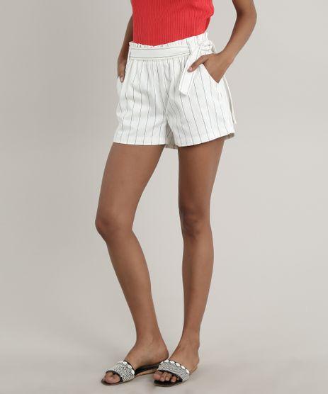 Short-Feminino-Clochard-Listrado-com-Bolsos-Off-White-9693524-Off_White_1