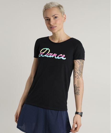 Blusa-Feminina-Esportiva-Ace--Dance--Manga-Curta-Decote-Redondo-Preta-9596226-Preto_1