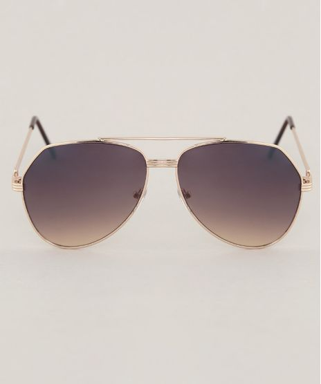 Oculos-de-Sol-Aviador-Unissex-Ace-Dourado-9792848-Dourado_1