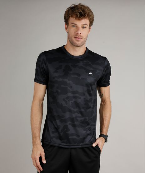 Camiseta-Masculina-Esportiva-Ace-Estampada-Camuflada-Manga-Curta--Preta-9733411-Preto_1