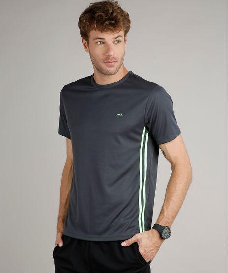 Camiseta-Masculina-Esportiva-Ace-com-Listras-Manga-Curta-Gola-Careca-Verde-Escuro-8226483-Verde_Escuro_1