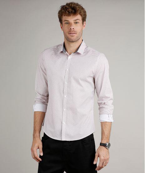 Camisa-Masculina-Slim-Fit-Estampada-Mini-Print-de-Libelula-Manga-Longa-Off-White-9516950-Off_White_1